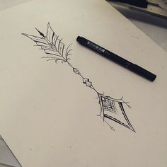 Tattoo2me - Arrow