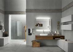 © Varianti catalogo Inda Perfetto #industrial #living #bathroom #cement #grey #raw #mood #inspiration #style #industrialphotography #stilllife #setstyling #italianstyle #italiandesign www.varianti.it
