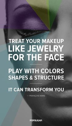 The magic of accessorizing . . . for your face.