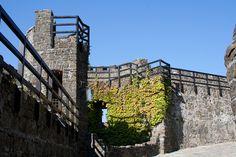 Courtyard, Gorizia Castle, Italy