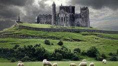 Mythic Irish Castles