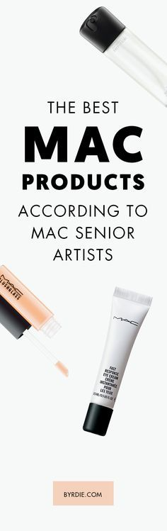 The best MAC products