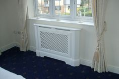 Bakewell Radiator Cover Made To Measure by BigKewkie on Etsy
