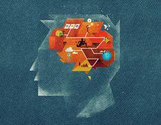 Brain Games - Stylish Illustrations by Twistedfork