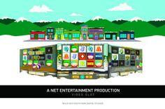 South Park kolikkopeliä on nyt mahdollista pelata Netticasinolla! Pelaa ja voita jopa 625 000€!  #SouthPark
