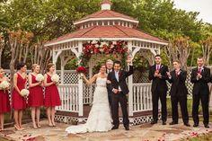 They're hitched! #ido #weddingceremony #mrandmrs