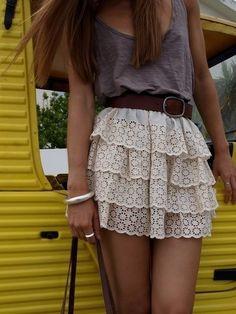 looove that skirt!