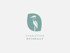 Charleston Naturally logotype by Jay Fletcher