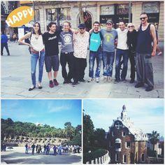 4 Tage :: 3 Projektleiter :: 2 Kampagnenleiter :: 1 unvergessliche Reise nach Barcelona Barcelona, Photo Wall, Polaroid Film, Viajes, Projects, Photograph, Barcelona Spain