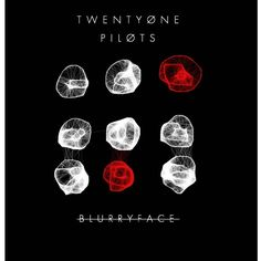 Twenty One Pilots - Blurryface Limited Edition 2LP