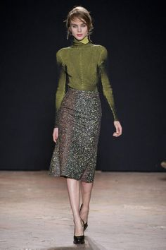 Marco de Vincenzo Fall 2013 RTW Collection - Fashion on TheCut