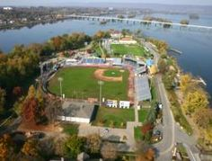 City Island (home of the Harrisburg Senators baseball) - Harrisburg, PA