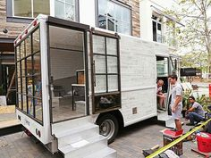 Image result for J.D. Luxe fashion truck