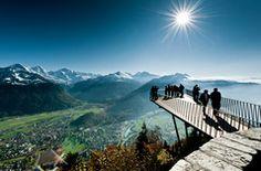 Interlaken - mountains close enough to touch - Mountain trips - Interlaken Tourism