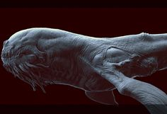 """Concept Art From That Incredible """"Space Whale"""" Short Film"""