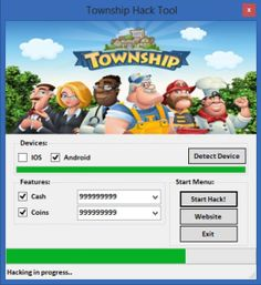 Hy everybody , today we introduce you another unique and marvelous hack : Township Hack for Android and iOS.Even utilizing the Township Hack is fundamental Cheat Engine, Coin Master Hack, Ios, Gaming Tips, Game Resources, Android Hacks, Game Update, Free Cash, Menu