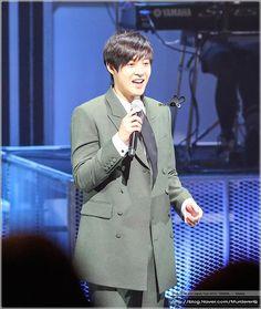 2015.02.08 Kim Hyun Joong @ Gemini2015 Tour in Niigata
