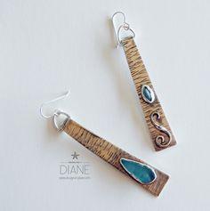 https://flic.kr/p/yVFZ11 | birch bark earrings | www.designsbydiane.info/#!product/prd1/4322432895/birch-b...