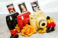 Gewinne einen instax Film für Deine instax Sofortbildkamera!