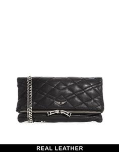 Zaidg & Voltaire bag. Love the different quilt.