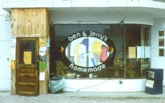36 years ago today, Jerry and Ben started serving ice cream out of a renovated gas station in Burlington, VT. Get the scoop: http://benjerrys.co/36years
