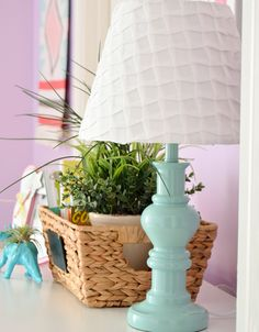 Small spaces can make organization a challenge. Luckily, you can conquer clutter easily with these items found at Walmart! See how these bloggers cleverly upgraded their little rooms. With just a few products and a little creativity, your tiny home will be tidy and stylish!