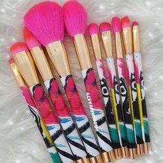 Sonia Kashuk LE brush set