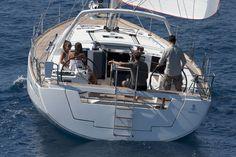 The incredible, gorgeous 2012 Beneteau Oceanis 45.