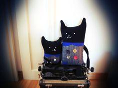 Black Cat Duo. by ILoveMoonlight