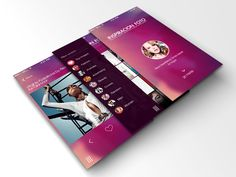 App design iOS7 concept by NaturalMedia.es