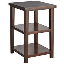 Torrance Pedestal Shelf