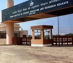 Indian Institute ScienceEducation Research Recruitment