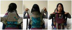 Babywearing International of Hampton Roads: Carry of the Month: Soft Structured Carrier (SSC) Part IV (Back Carry) Ergonomic Baby Carrier, Hampton Roads, Babywearing, The Hamptons, Carry On, Hand Luggage, Baby Wearing, Carry On Luggage, Baby Slings