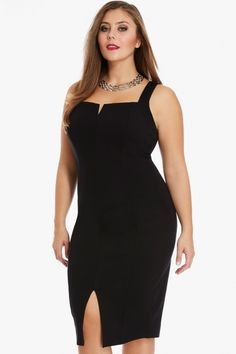 cb12642f860cc ISO Fashion to Figure Megan Ponte Sheath Dress Just wondering if anyone has  this dress in a or and is willing to part with it. Fashion to Figure Dresses