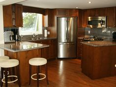 refrigerator in kitchen corner. 8c64d92b491ae1a6f28bb84e74eacd8e.jpg (236×177) · kitchen cornerkitchen refrigerator in corner f