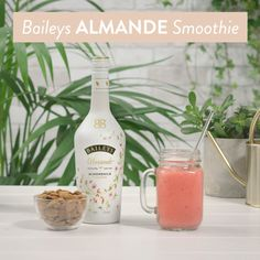 Grab your yoga buddy and a bottle of NEW Baileys Almande – our dairy free, gluten free, and vegan almondmilk liqueur –to mix up a blissful, post-yoga Baileys Almande Refresh cocktail. Just pour 3 oz of coconut water and 3 oz of Baileys Almande over ice an (Milk Bottle Cocktails)