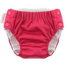 StoffyWelt.de - Blueberry Freestyle Schwimmwindel pink