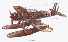 Cutaway Arado Ar-196  [IMG]