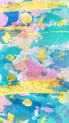 Britt Emily Art on Behance Inspirational Phone Wallpaper, Phone Wallpaper Images, Cool Wallpapers For Phones, Love Wallpaper, Colorful Wallpaper, Galaxy Wallpaper, Cute Wallpapers, Iphone Wallpaper, Screen Wallpaper