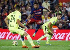 Neymar puso el espectáculo - Reuters/Getty Images