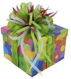 Caja de regalo para fiestas / Regalos originales