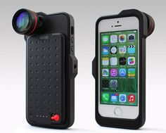 Bric+ Productivity Case for iPhone 5 and 5S - 7 iPhone cases that do more than protect your iPhone (pictures)