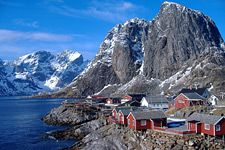 Lapland and the Lofoten