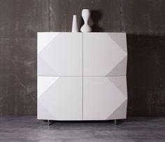 Nábytok:Tanger W-Komody a vitríny-Obývačky-Produkty- BRIK