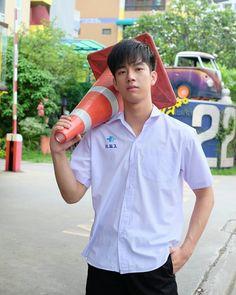 Cute Asian Guys, Asian Boys, Asian Men, Thai Drama, Japanese Men, Asian Actors, Boyfriend Material, My Boyfriend, Pretty Boys