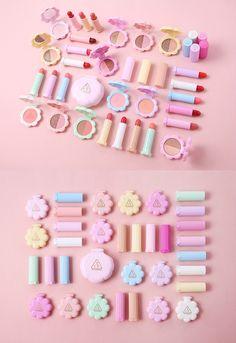 LOVE 3CE Korean cute makeup