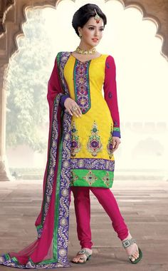 Traditional Salwar Kameez Designs   #SalwarKameez #NeckDesigns #DressesCollection