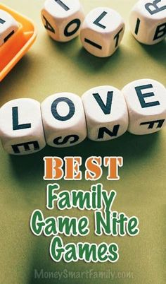 44 Fun Family Game Night Ideas and Board Games: Cheap & Easy Best Family Board Games, Family Fun Games, Family Fun Night, Group Games, Best Games, Play Therapy Techniques, Craft Activities For Kids, Family Activities, Kids Crafts