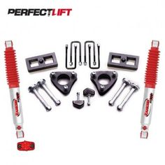 Nissan Navara D40 4wd  LIFT KIT with Adjustable Rancho Shock RS9000XL - PLK 3321R9