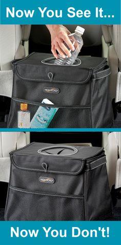 Portable Car Rear Trunk Seat Storage Bag Holder Adjustable Hanging Trash 38*18cm